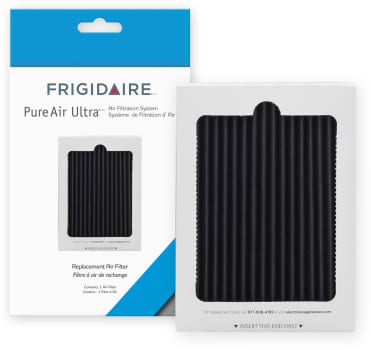 frigidaire refrigerator air filter replacement instructions