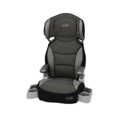 evenflo big kid booster seat instruction manual