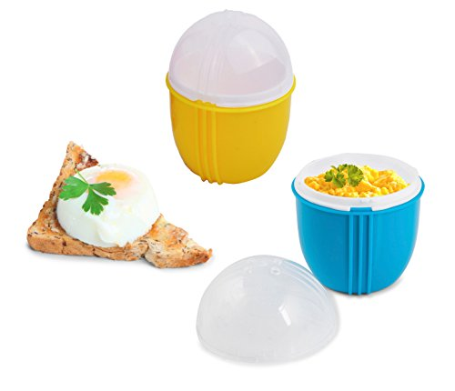 chef buddy microwave egg cooker instructions