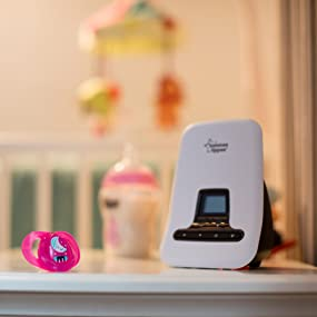 tommee tippee dect digital monitor instructions