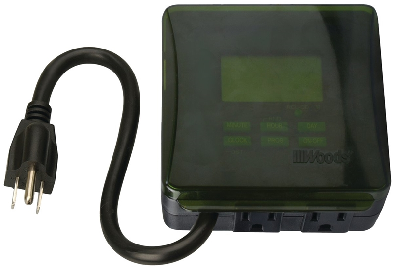 woods timer 50015 instructions