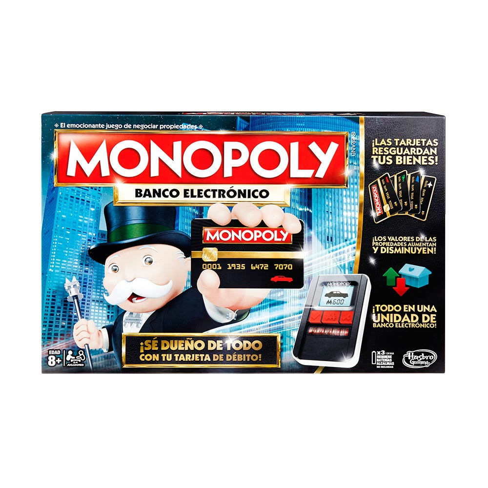 how to play monopoly ultimate banking instructions