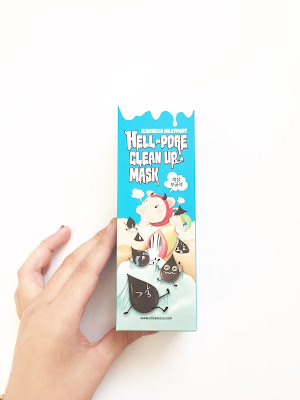 hell pore clean up mask instructions