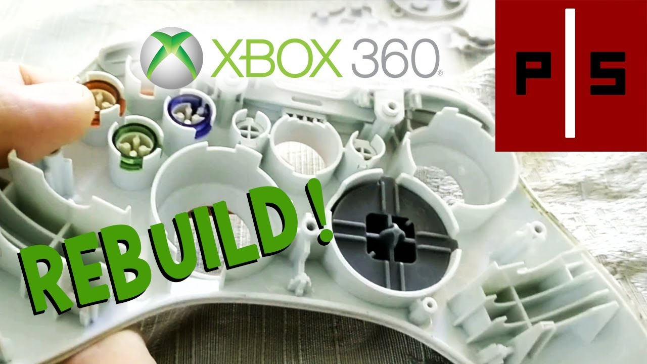 controller chaos xbox 360 instructions