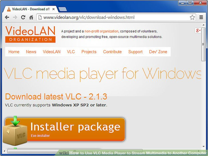 vlc media player instructions