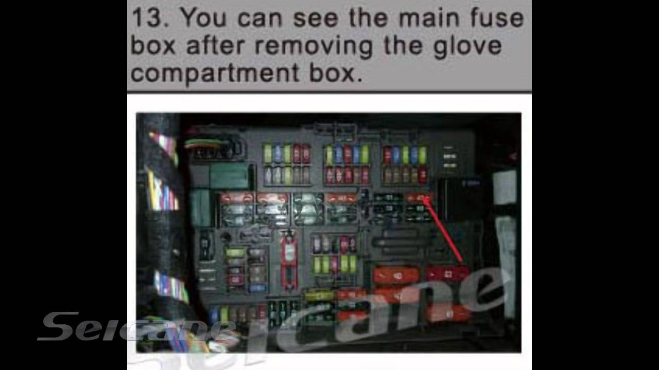 add a fuse instructions