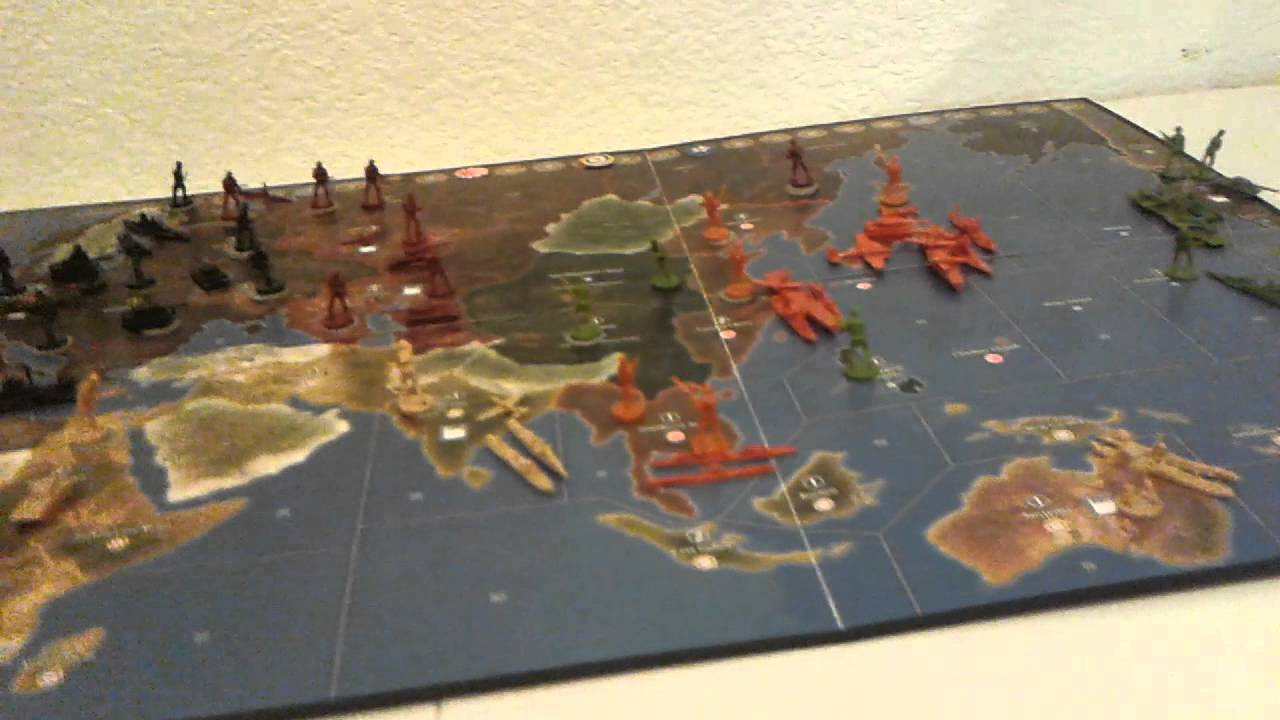 axis and allies instructions
