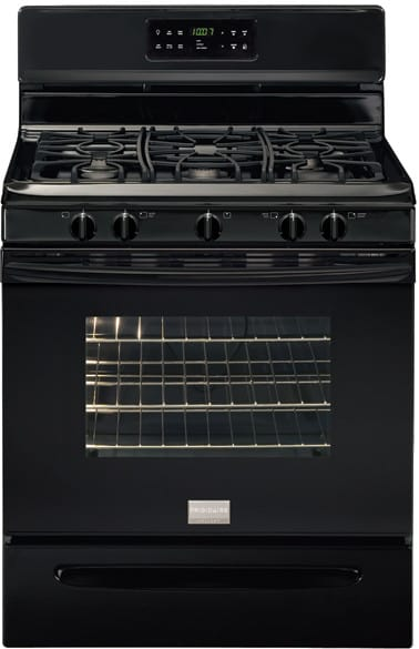frigidaire gallery gas range self cleaning instructions