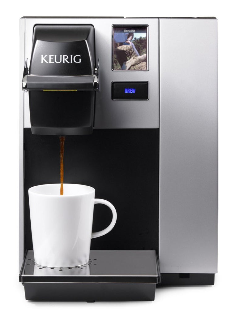 keurig ready to brew instructions