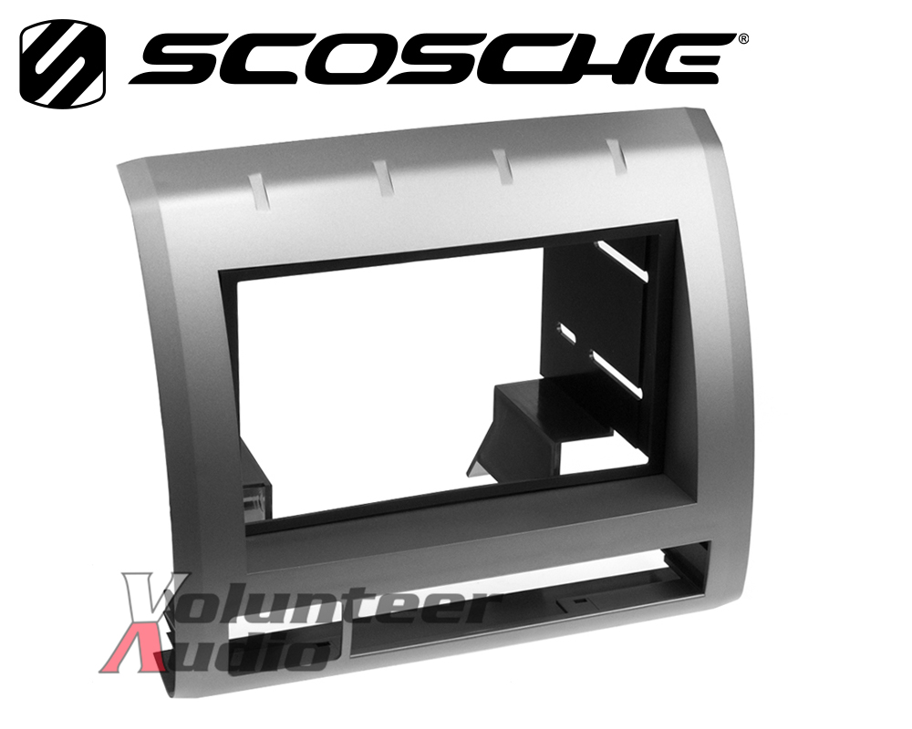 scosche stereo install kit instructions