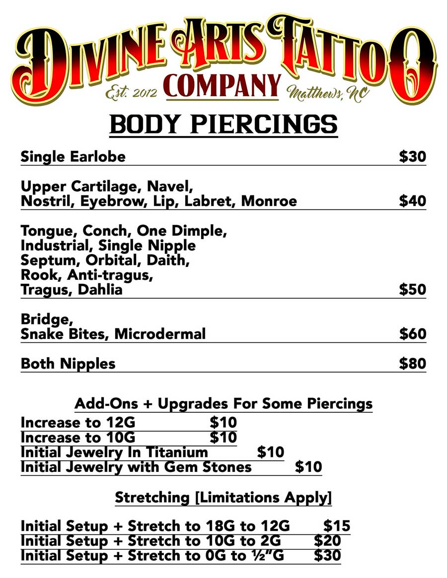 eyebrow piercing aftercare instructions
