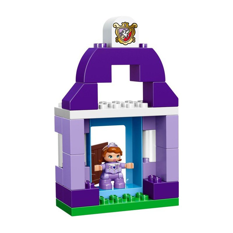 sofia the first lego duplo instructions