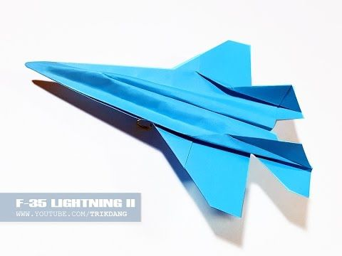 advanced paper airplane instructions