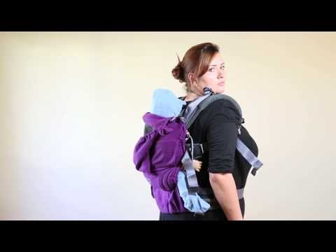 baby bjorn front carrier instructions