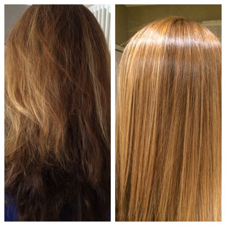 keratin complex smoothing therapy instructions