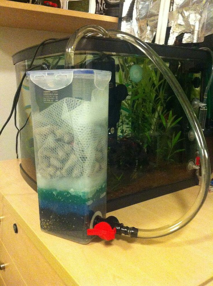 diy pond filter simple to follow instructions