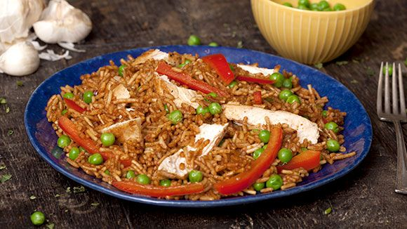 knorr spanish rice cooking instructions