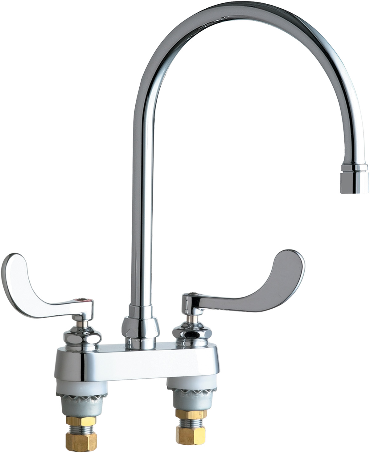 chicago faucet installation instructions