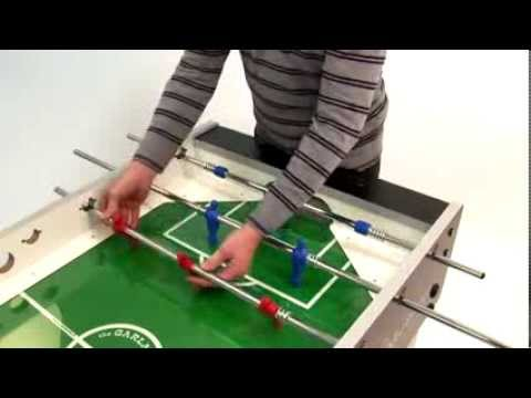 eastpoint foosball table assembly instructions