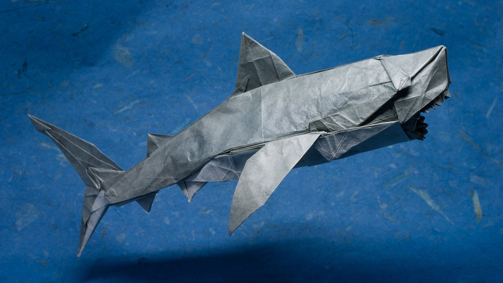 easy origami fish instructions