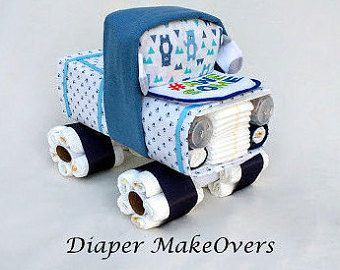 tricycle diaper cake instructions free