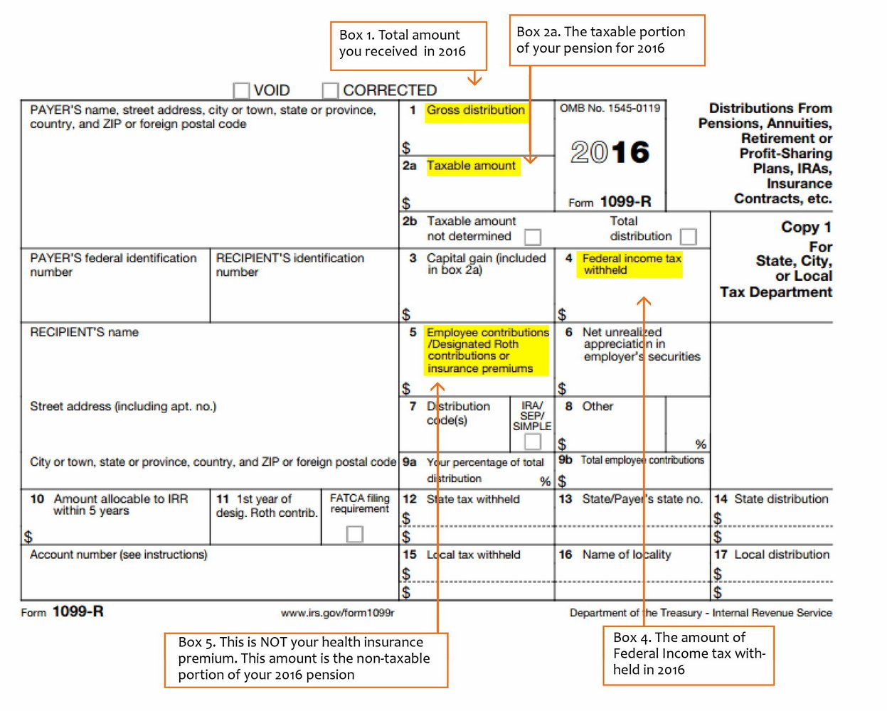 form 4684 instructions 2018
