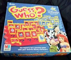 guess who board game instructions