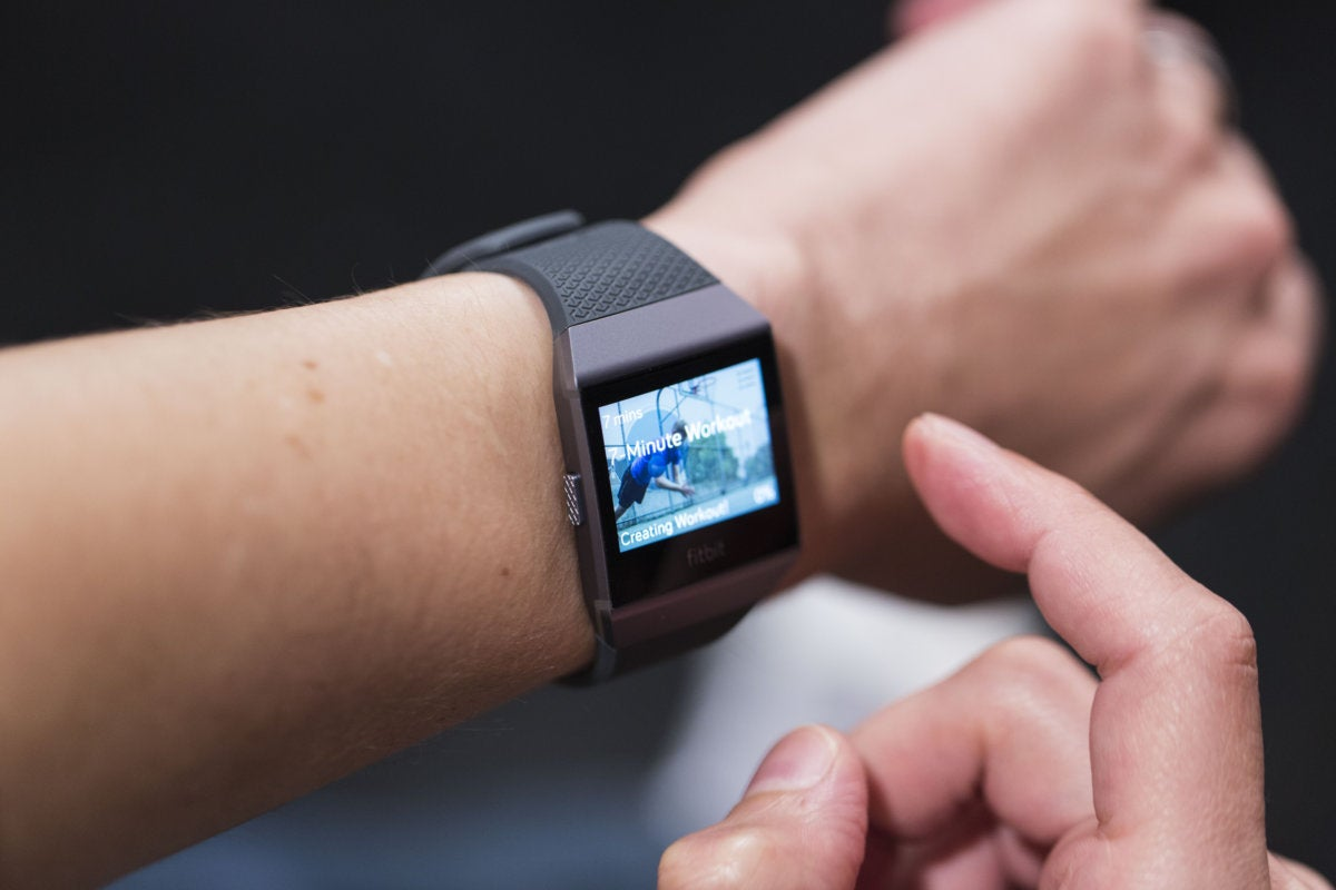 itouch smart watch instructions