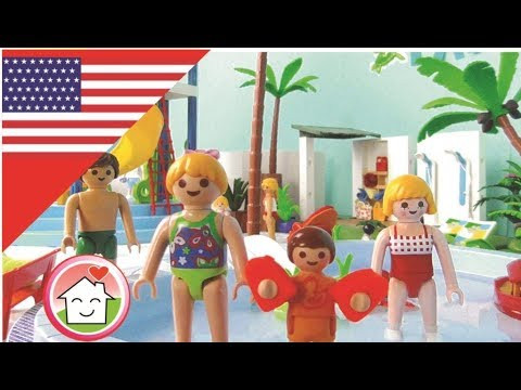 playmobil water park instructions