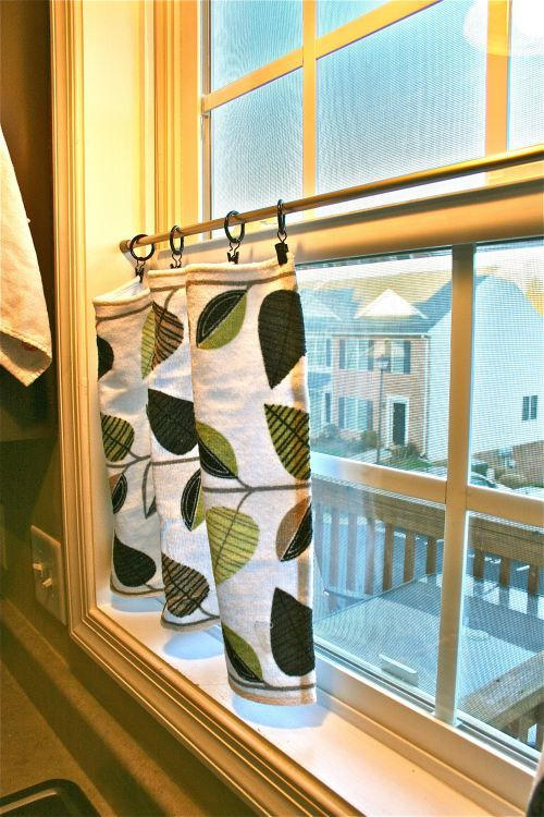 shower curtain tension rod instructions