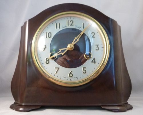 smiths enfield clock instructions